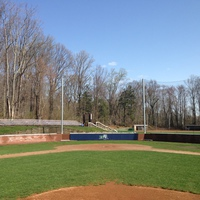 Completed backstop