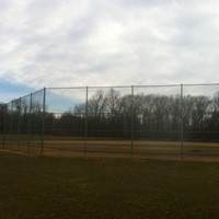 Existing backstop