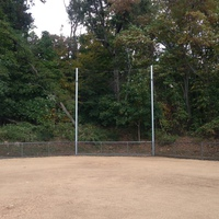New 25' backstop
