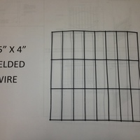 Welded wire